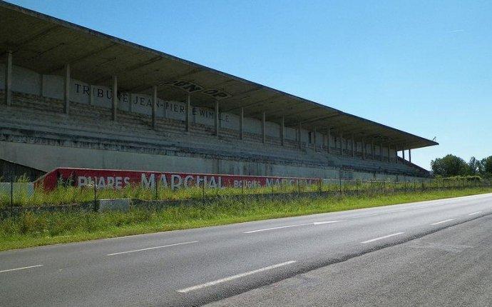 10 Abandoned Race Tracks, Speedways & Dragways - Urban Ghosts