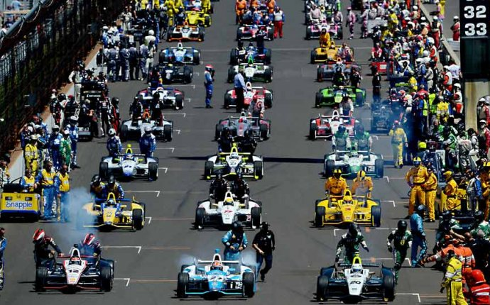 2016 Indianapolis 500 Starting Grid | SI.com
