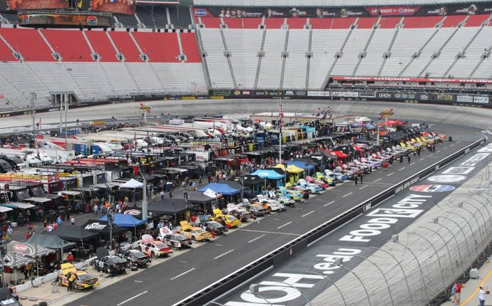 2017 Bristol Motor Speedway Late Model Event - US Nationals