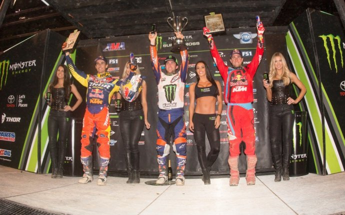 2017 Indianapolis 450 Supercross Results - Cycle News