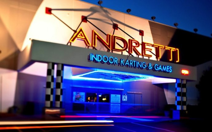 Andretti Indoor Karting Roswell Pictures to Pin on Pinterest