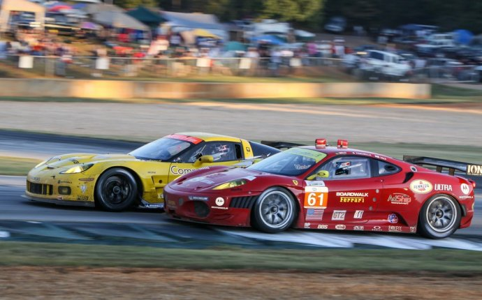 Auto Racing — george aubrey