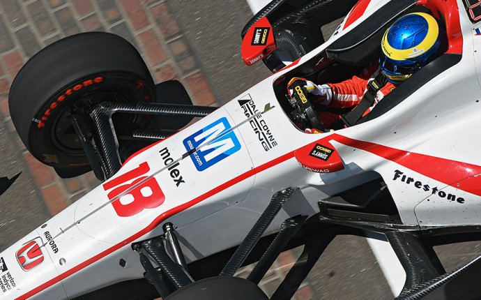 Bourdais fastest in Indy 500 Fast Friday practice