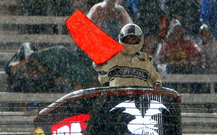 Bristol race postponement brings rain of TV coverage questions