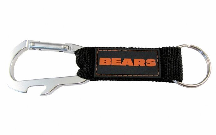 Chicago Bears Carabiner Keychain - 5717531416 - Vehicle Parts And