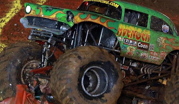 Circle K Back-to-School Monster Truck Bash | Tickets & Events