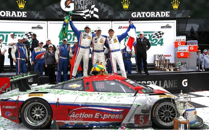 Complete results for the Rolex 24 Hours at Daytona - Autoweek