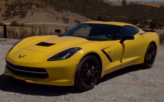 Corvette named Automobile of the Year - Nov. 16, 2013