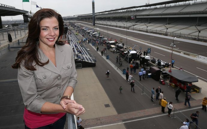ESPN s Kate Jackson: Indy 500 like taking a drink out of a fire
