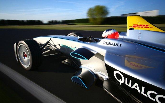 FIA Formula E Auto Racing - Gear Patrol
