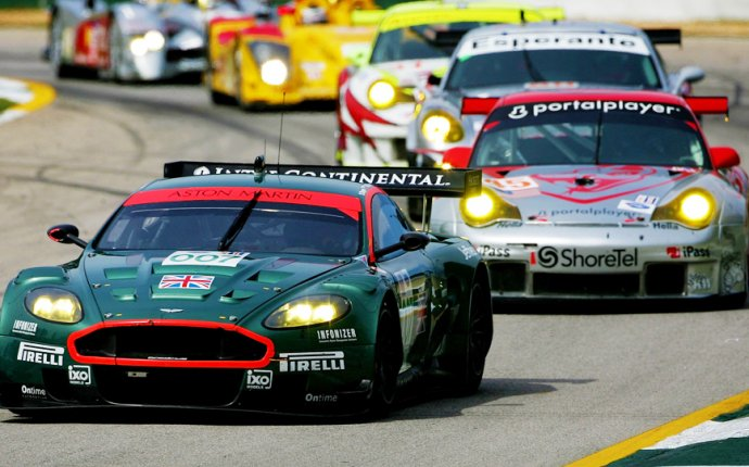 GT Sports Car Racing Archives - Truman Auto Care
