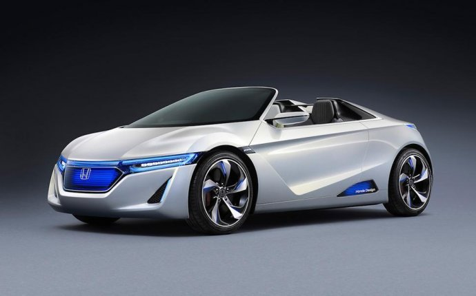 Honda EV-STER small sports car concept - Photo Gallery | Car and