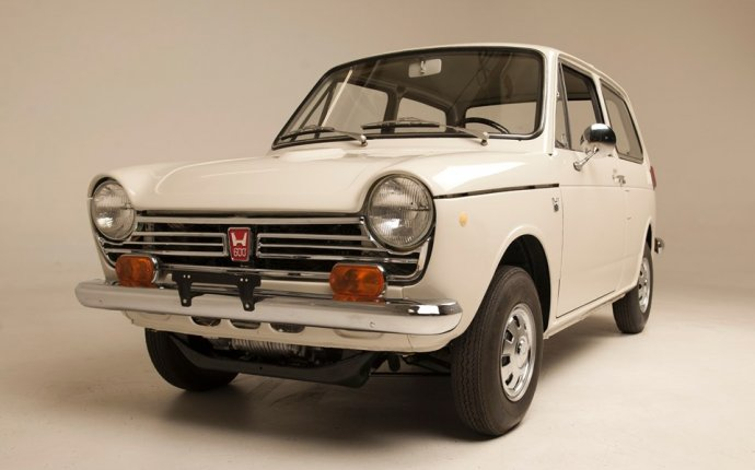 Honda s Fully Restored Serial One, First Automobile in America