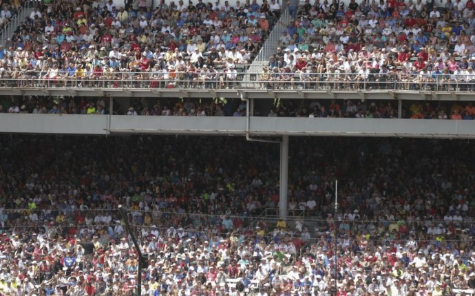 Indianapolis 500 attendance on pace to surpass 300, for 2017