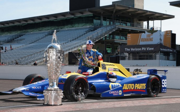 Indianapolis 500 Winner Today