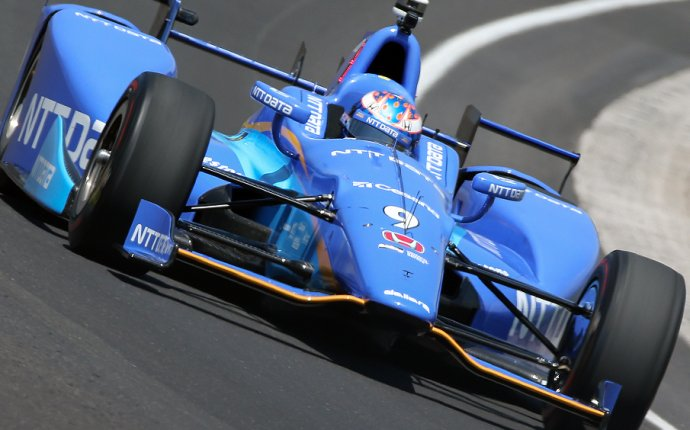 Indy 500 Live: Dixon scores Indy 500 pole at 232.164 mph