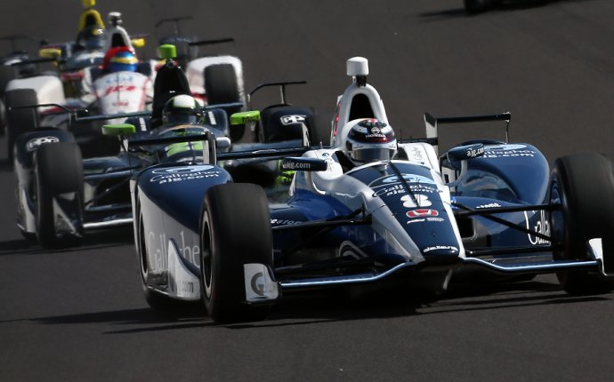 Indy 500 practice helps drivers prepare for race conditions