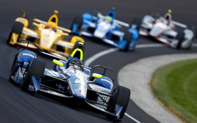 Indy 500 race in 2016 | Newsday