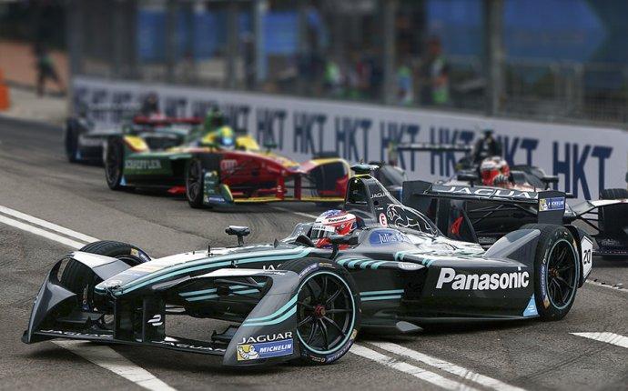 Jaguar Racing - FIA Formula E Championship | Jaguar USA