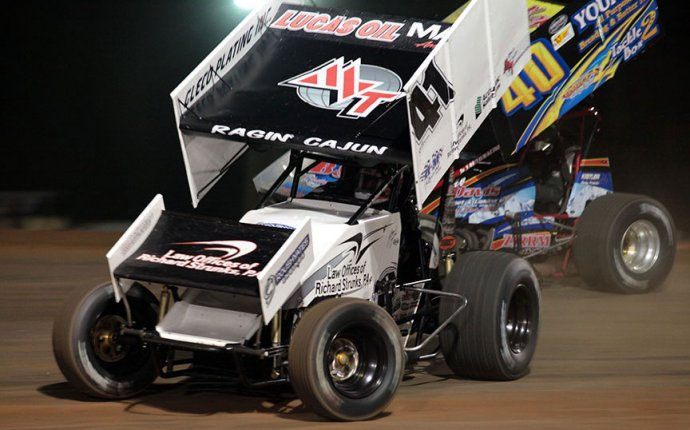 Jason Johnson Rolls Into I-30 Speedway With Points Lead - Print