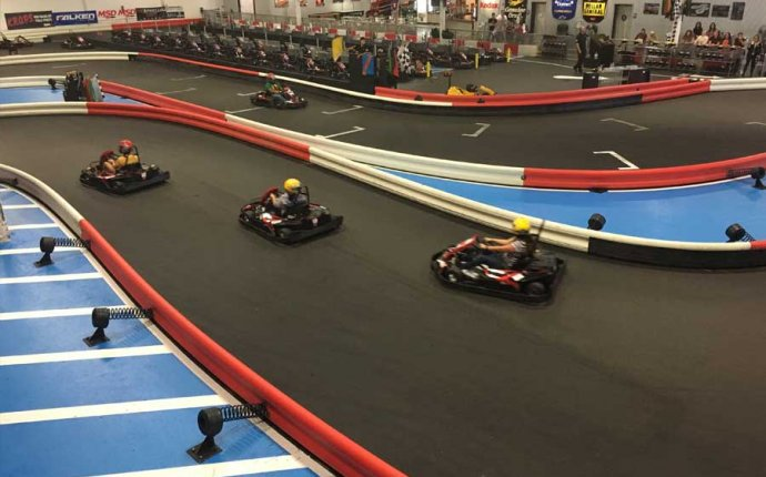 K1 Speed | Indoor Go-Kart Racing Miami