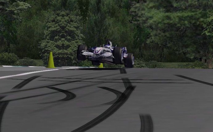 Lime Rock Park 1.10 by Ewan (Uzzi) Chalker | rFactor Tracks