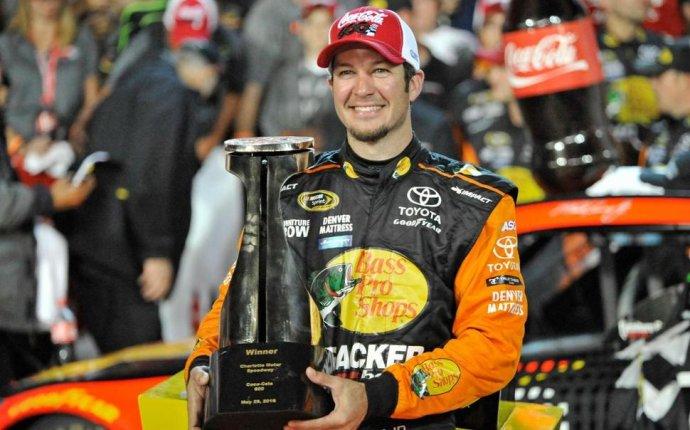 Martin Truex Jr. dominates NASCAR race in Charlotte | Sports News