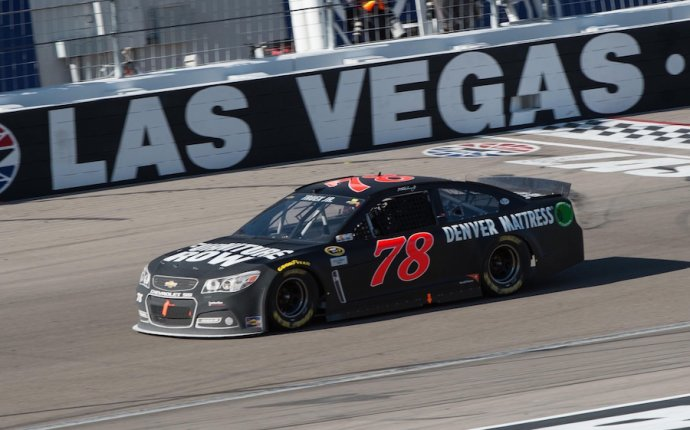 Martin Truex Jr., Las Vegas International Speedway | Mile High Sports