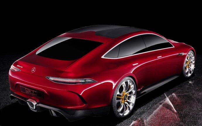 Mercedes-AMG GT Concept - 2017 – WheelsEncyclopedia