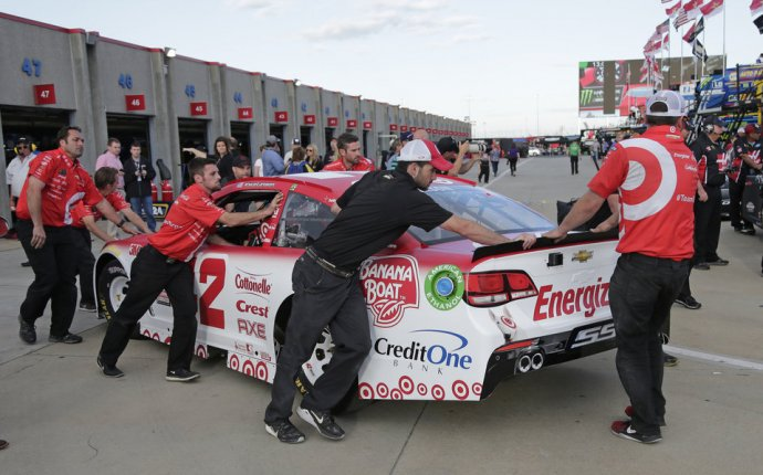 NASCAR trying to increase passing for Coca-Cola 600   News OK