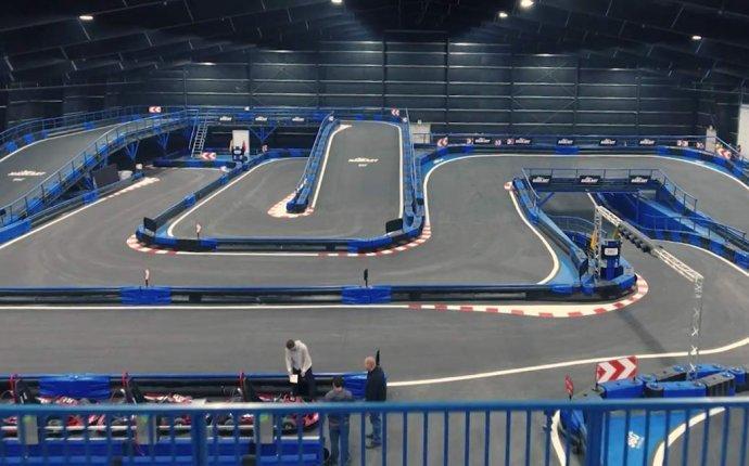 NASKART, The World s Largest Indoor Go Kart Track, Opens In 2017