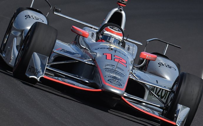 Power tops Fast Friday practice speeds for Indianapolis 500