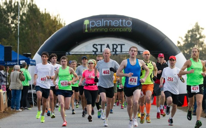 Race Results — Palmetto Running Company