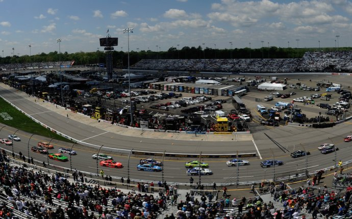 Richmond race schedule 2015