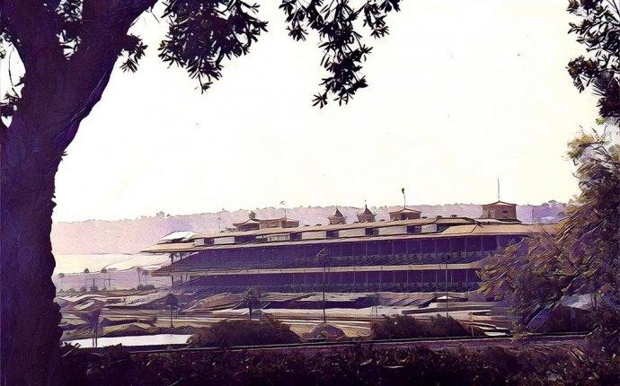 Santa Anita Racetrack ~ Arcade California ~ First Racetrac…   Flickr