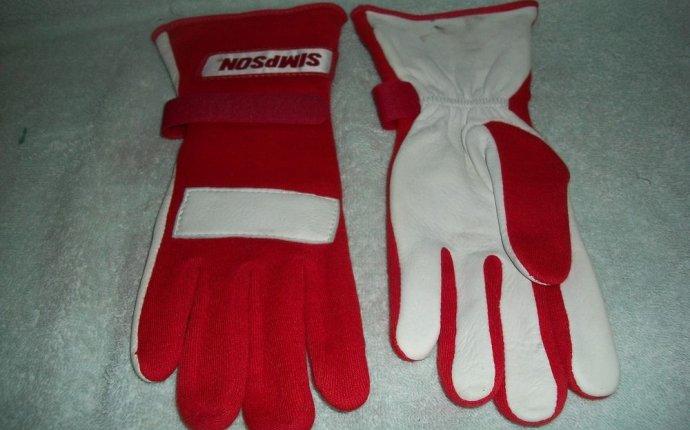 Simpson Auto Racing Gloves | eBay
