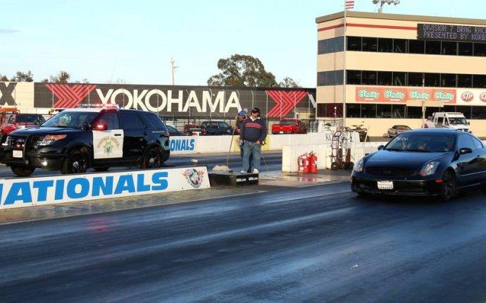 Sonoma Raceway wants you to drag-race the police | Autoweek