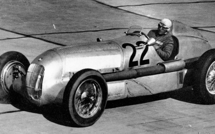 The History Of Auto Racing - BWG Racing