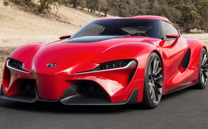 Toyota Supra On Track For 2018 Rebirth