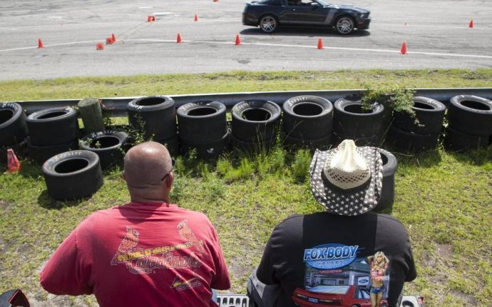 Tuesday kicked off the 15th Annual Mustang Week | The Sun News