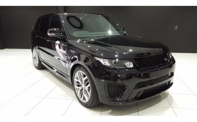 Used LAND ROVER RANGE ROVER SPORT cars for sale in Gauteng on Auto
