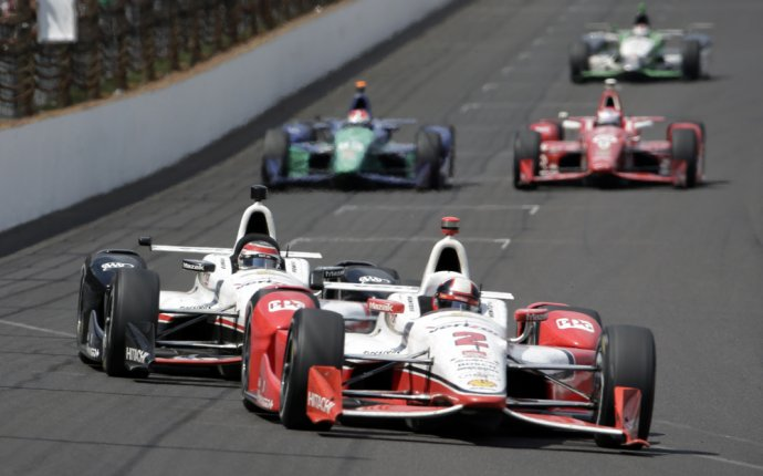 Will Power on the Indy 500: It s going to be ridiculous   USA