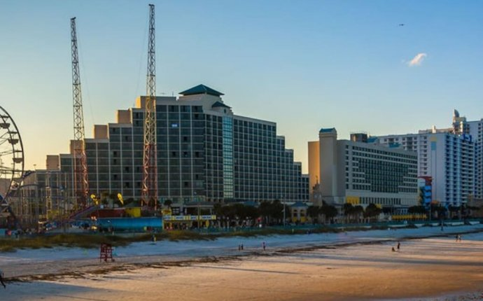 Wyndham Ocean Walk Daytona Beach Race week special - Condominiums