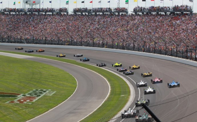 Indy 500 Finish Order
