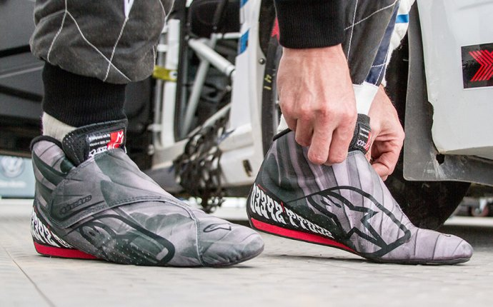 Alpinestars Driving Shoes