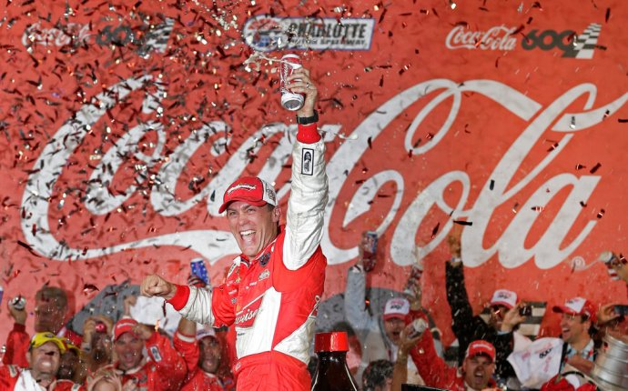 Who Won the Coca Cola 600?