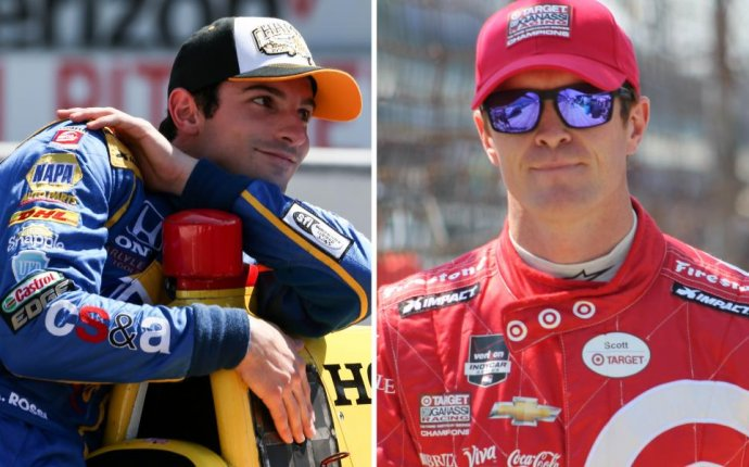 Indy 500 Drivers