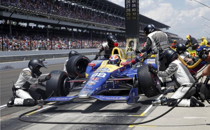 Indy 500 Standings