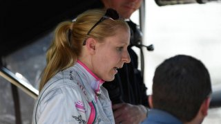 Pippa Mann photo - Indy