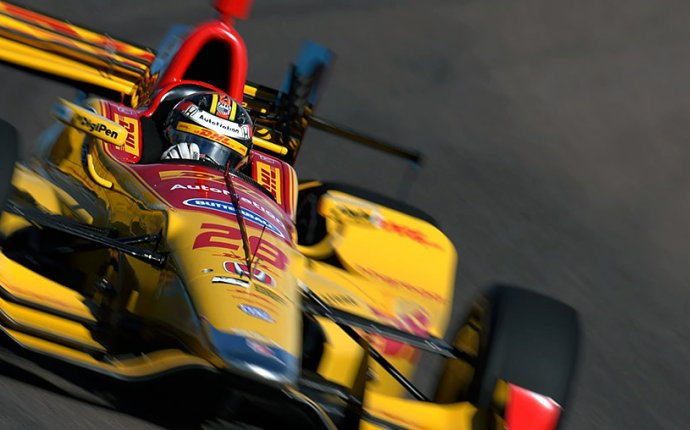 Ryan Hunter Reay Merchandise
